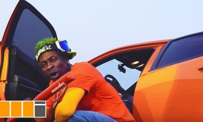 shatta wale top speed video