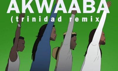 guiltyBeatz akwaaba trinidad remix