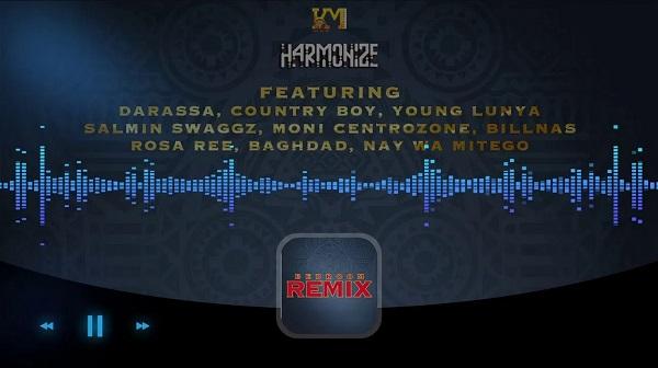 harmonize bedroom remix