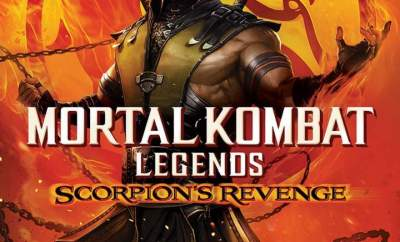 mortal kombat legends movie