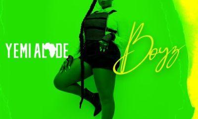 yemi alade boyz mp3 download