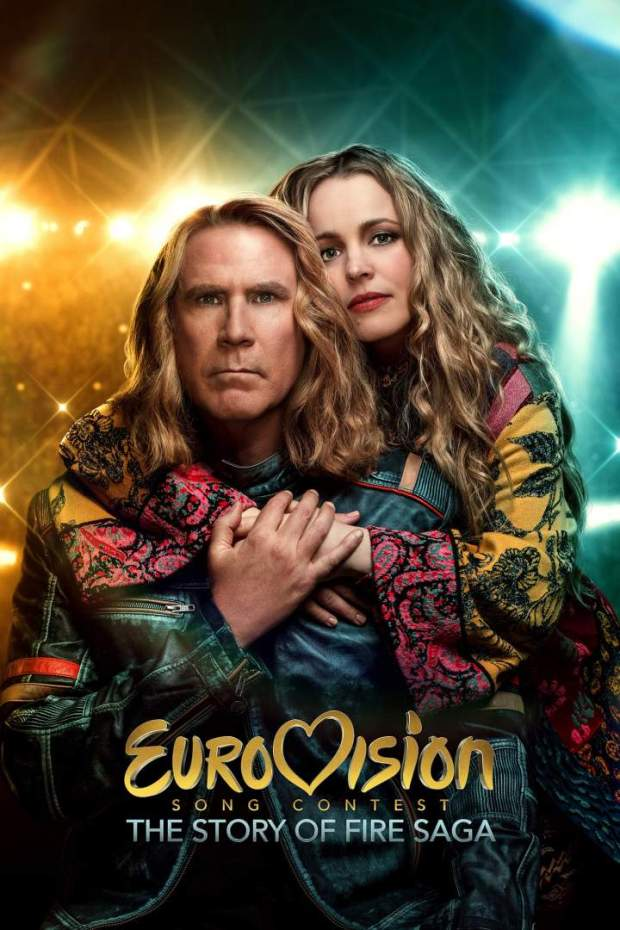 Eurovision Song Contest The Story of Fire Saga 2020 movie