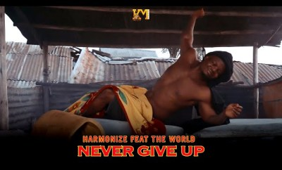 harmonize never give up english version