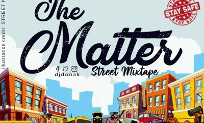dj donak the matter mixtape