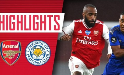 Arsenal vs Leicester City All Goals & Highlights