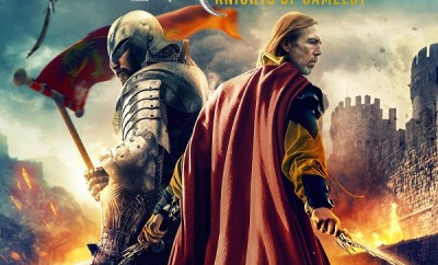 Arthur & Merlin Knights of Camelot movie