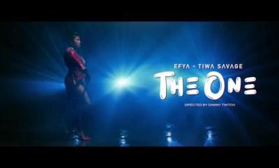 Efya The One ft Tiwa Savage video