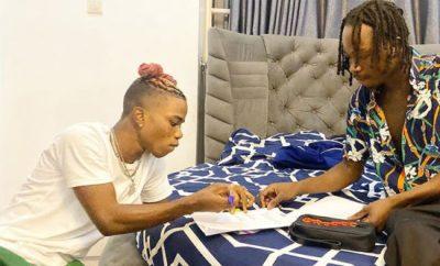 Lyta and Naira Marley