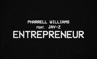 Pharrell Williams Entrepreneur ft Jay-Z mp3