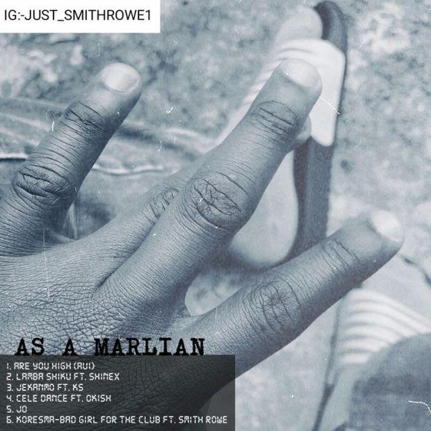 Smith Rowe As A Marlian EP