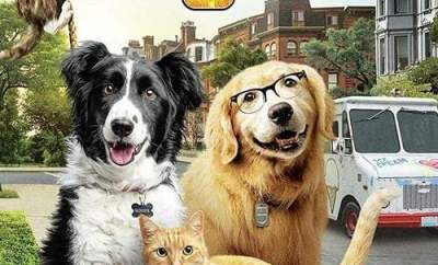 Cats & Dogs 3 Paws Unite movie