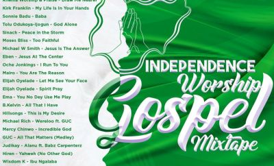 DJ Donak Independence Worship Gospel Mix
