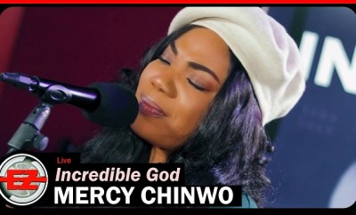 Mercy Chinwo Incredible God video download