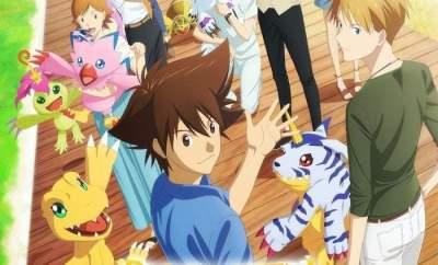 Digimon Adventure Last Evolution Kizuna movie