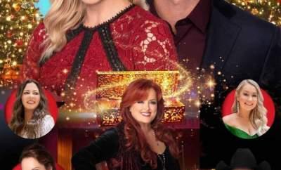 A Nashville Christmas Carol movie