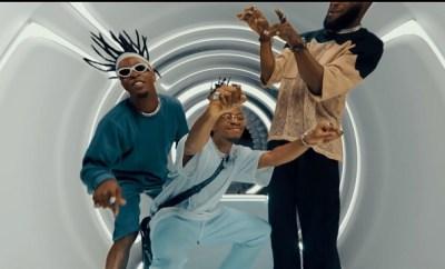 DJ Neptune Nobody Icons Remix ft Laycon video