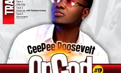 Ceepee On God EP