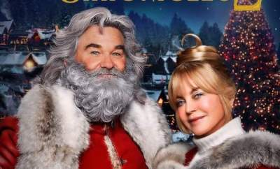 The Christmas Chronicles 2 movie
