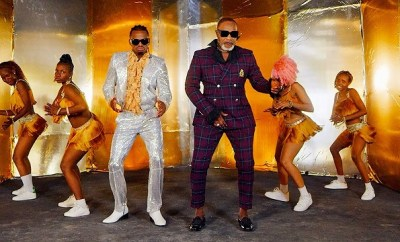 Diamond Platnumz Waah ft Koffi Olomide video