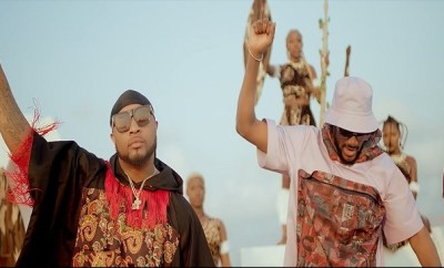 B-Red Kingdom Come ft 2Baba video download