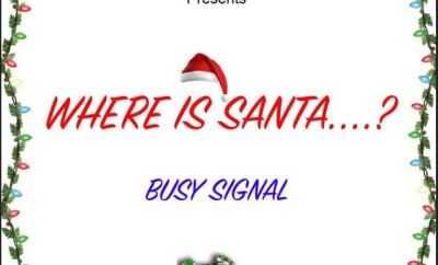 Busy Signal Where Is Santa mp3 download