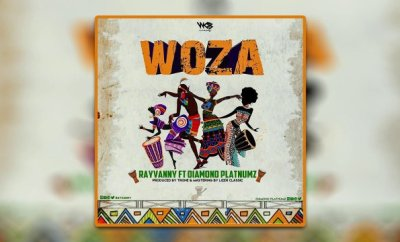 Rayvanny Woza ft Diamond Platnumz mp3 download