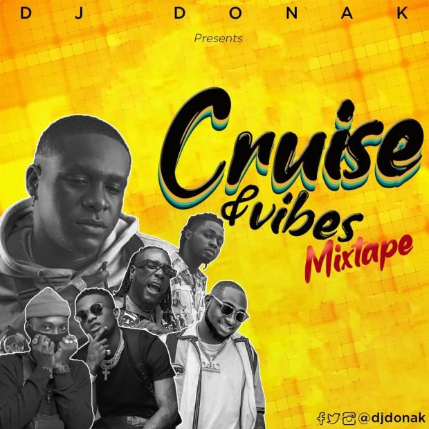 DJ Donak Cruise & Vibes Mixtape