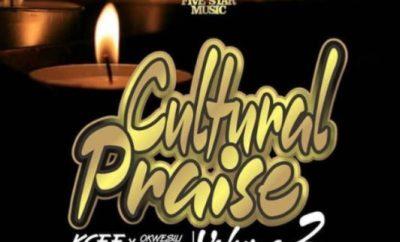 Kcee Cultural Praise Volume 2 mp3 download