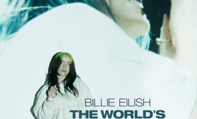 Billie Eilish The World's a Little Blurry movie