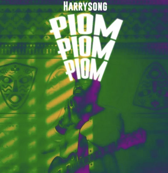 Harrysong Piom Piom Piom mp3 download