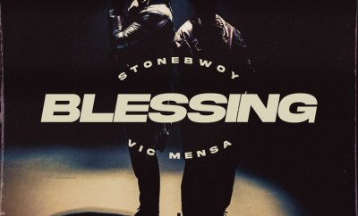 Stonebwoy Blessing ft Vic Mensa mp3 download
