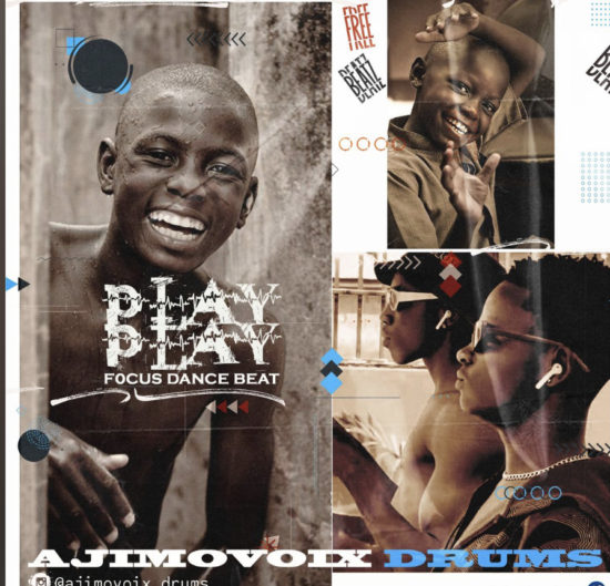Ajimovoix Play Play Focus Instrumental mp3 download