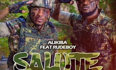Alikiba Salute ft Rudeboy mp3 download