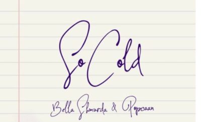 Bella Shmurda So Cold ft Popcaan mp3 download