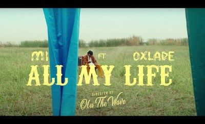 M.I Abaga All My Life ft Oxlade video download