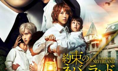 Download The Promised Neverland full movie