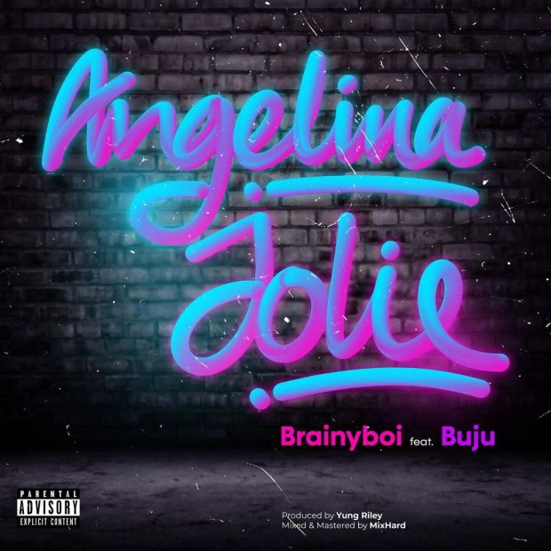 Brainyboi Angelina Jolie ft Buju mp3 download