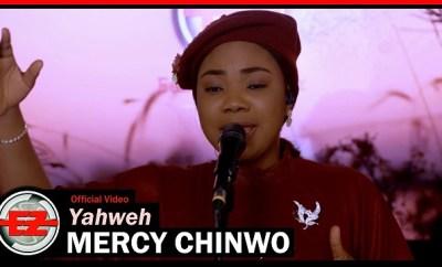 Mercy Chinwo Yahweh video download