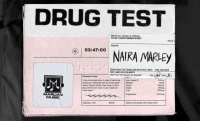 Naira Marley Drug Test mp3 download