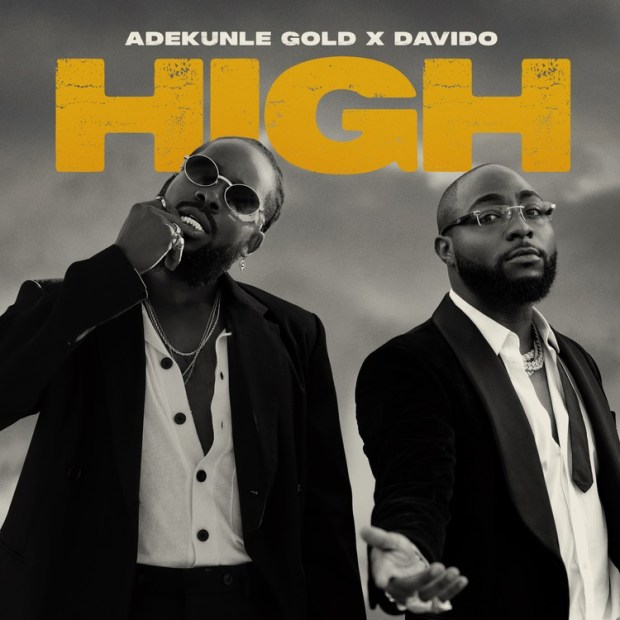 Adekunle Gold High ft Davido mp3 download