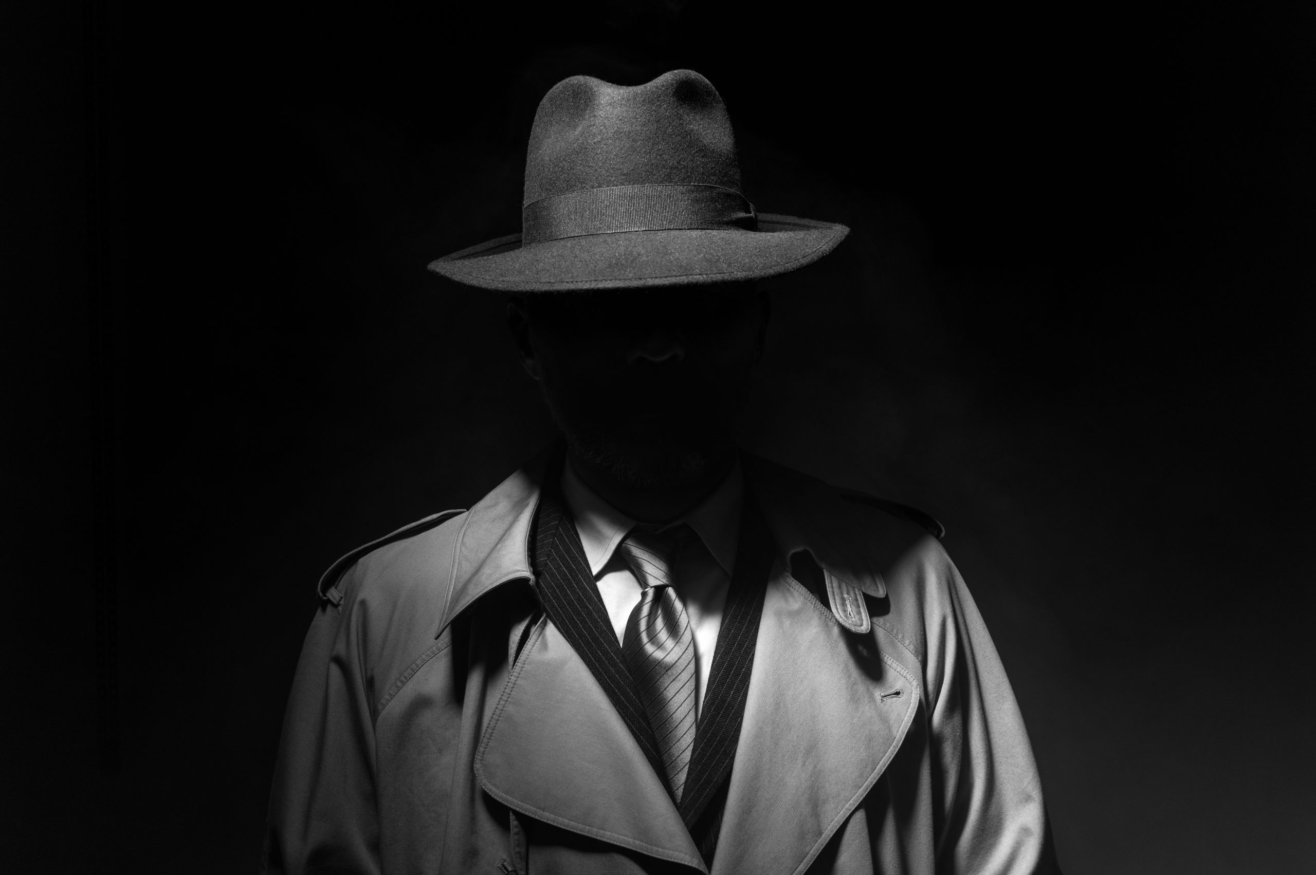 Modern private detective series