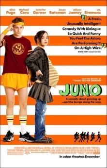 """Pôster original do filme """"Juno"""""""