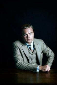 Leonardo DiCaprio como Jay Gatsby