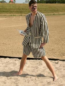 Zebra- Peter