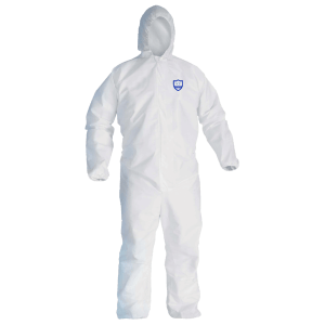 MICROPOROUS TYPE 5/6 CAT III DISPOSABLE COVERALL