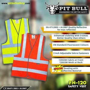 Pitbull Vest - Green