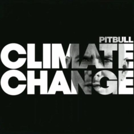 "Official Album Artwork for ""Climate Change""."