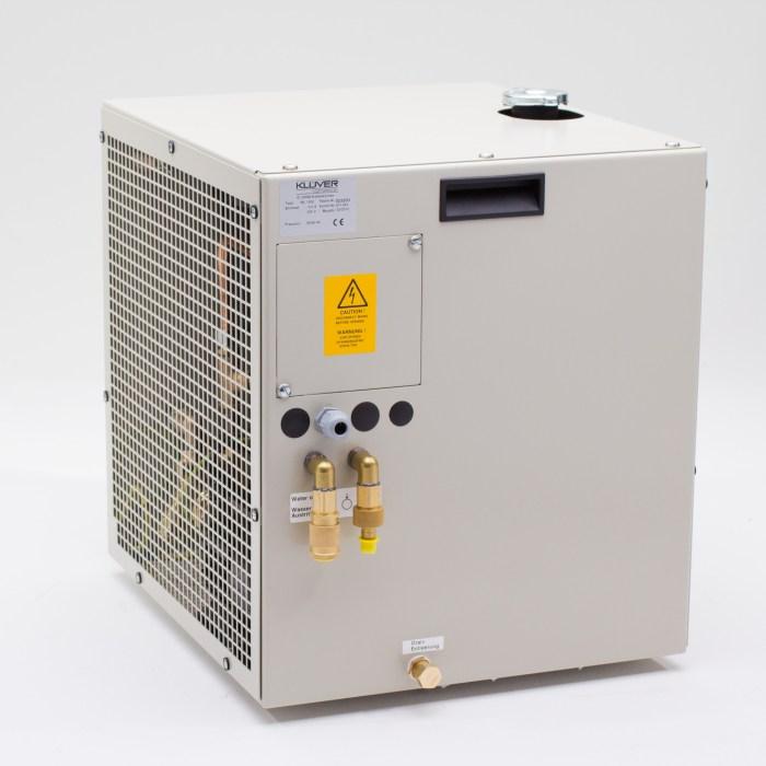 Refroidisseur à circulation d'eau ou de glycol