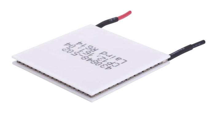 modules thermo-électriques CP12,161,04,L1,W4.5