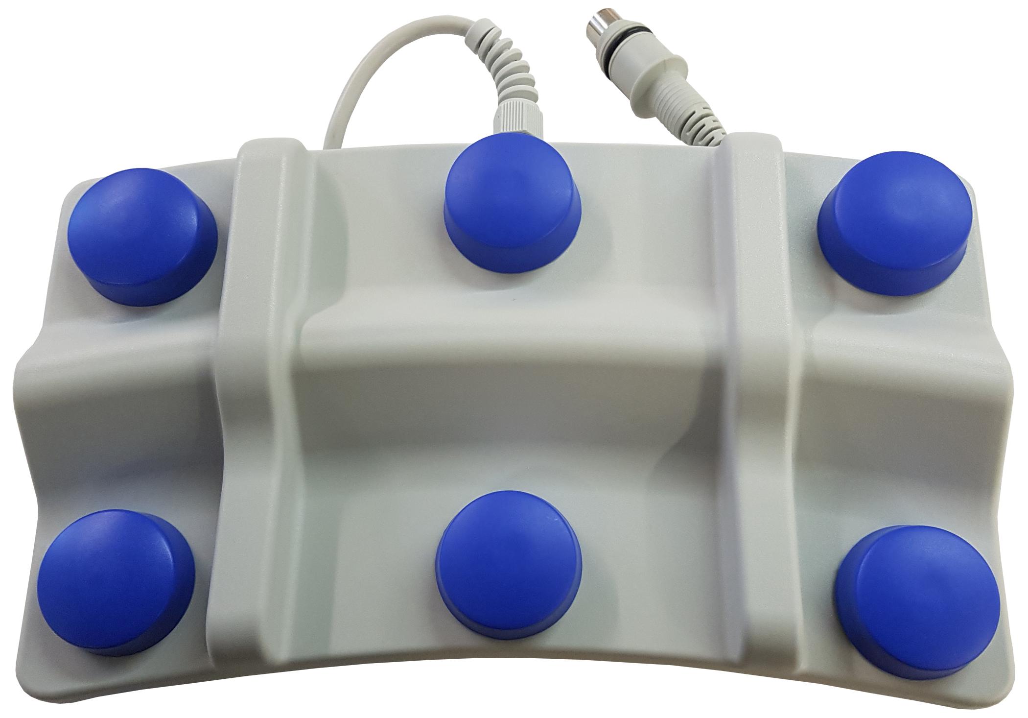 pedale muti boutons 6241-0058